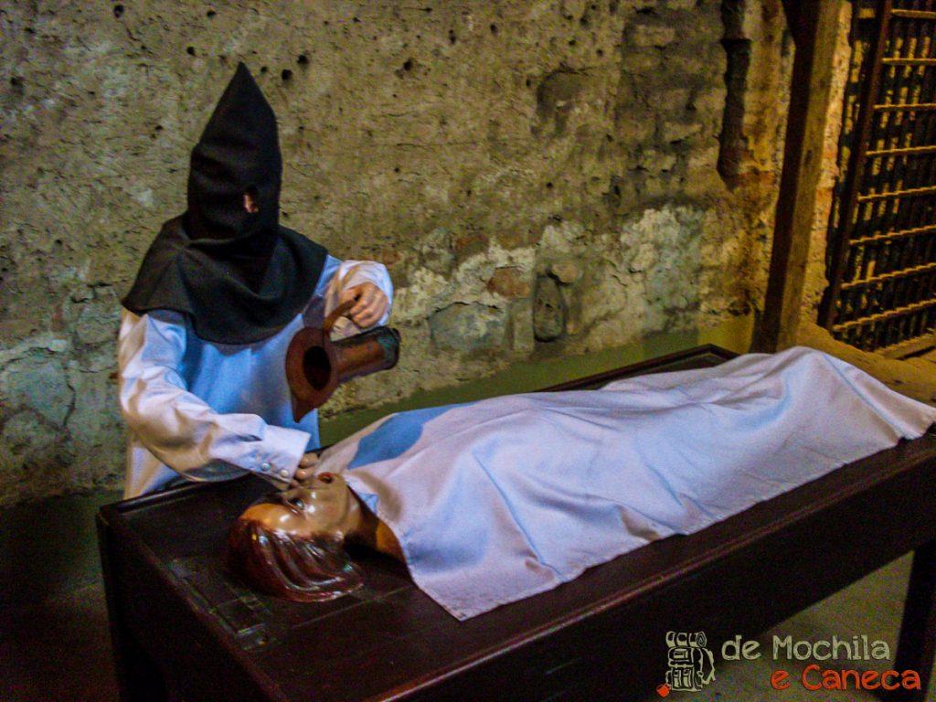 Museu da Inquisição de Lima-17