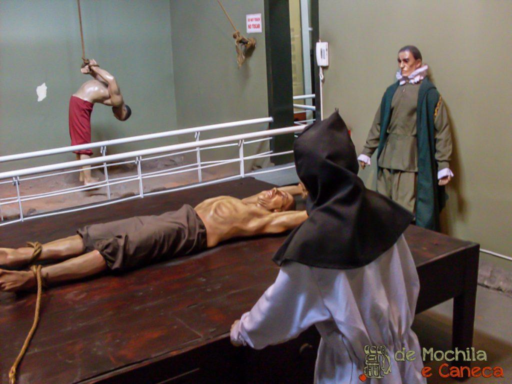 Museu da Inquisição de Lima-19