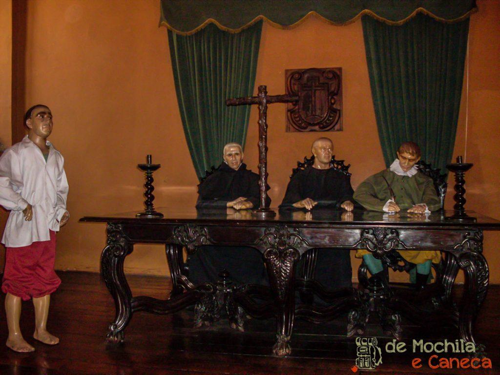 Museu da Inquisição de Lima-28