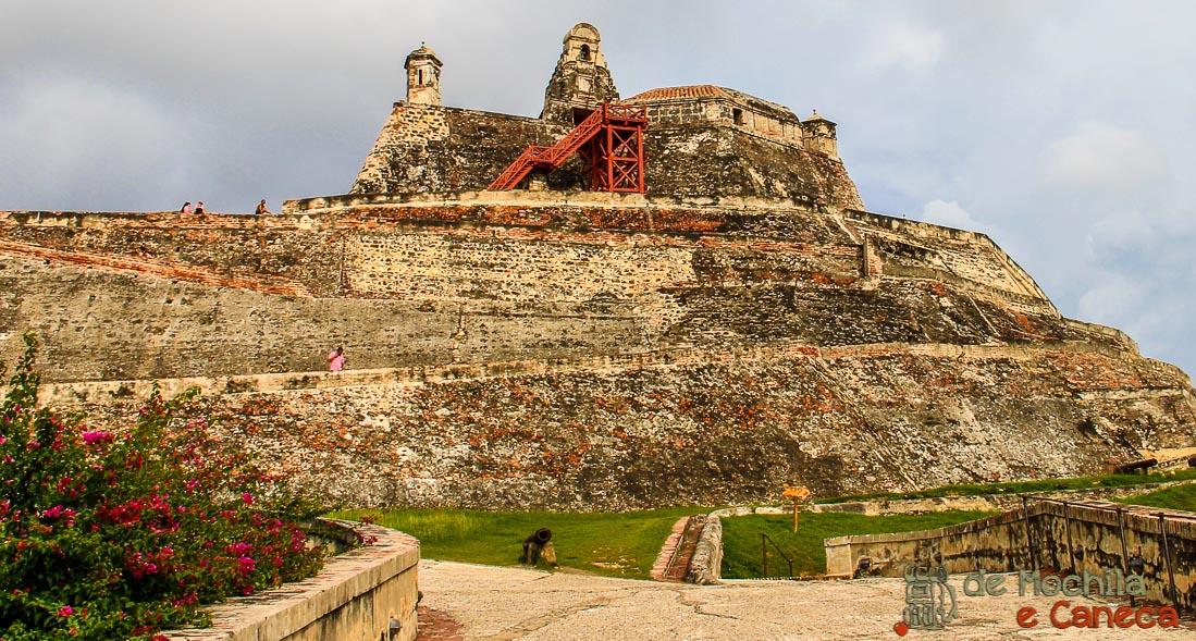 Castillo de San Felipe de Barajas-25