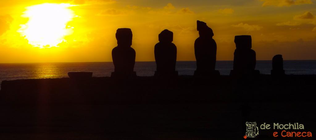 Por do Sol mais bonito da ilha de pascoa_4