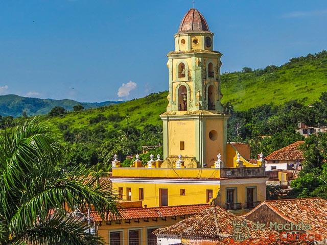 Trinidad_Cuba-Iglesya y Convento de San Francisco.