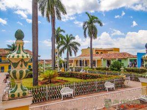 Trinidad_Cuba-Plaza Mayor
