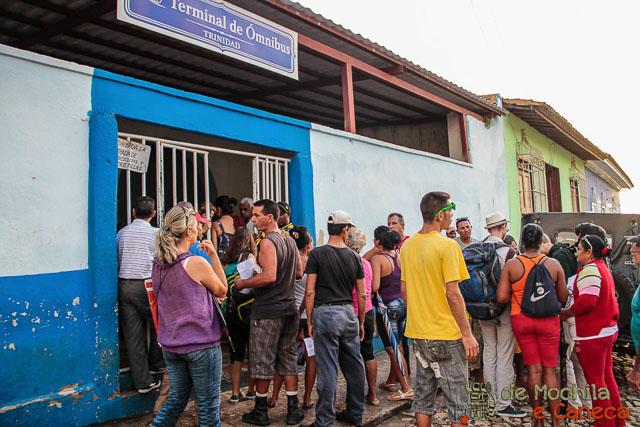 Trinidad_Cuba-Terminal de onibus