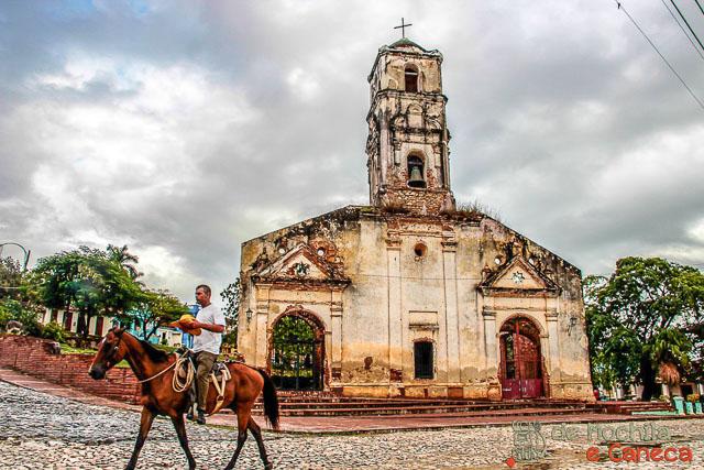 Trinidad_Cuba - Iglesia de Santa Ana