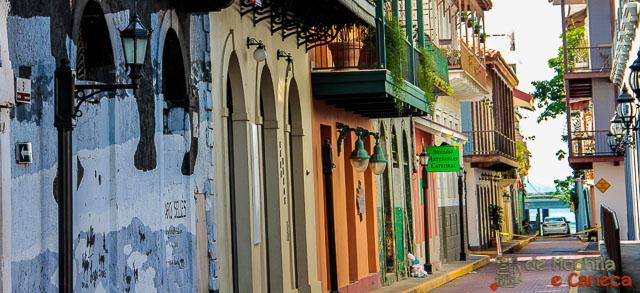 Casco Viejo da Cidade do Panamá-54