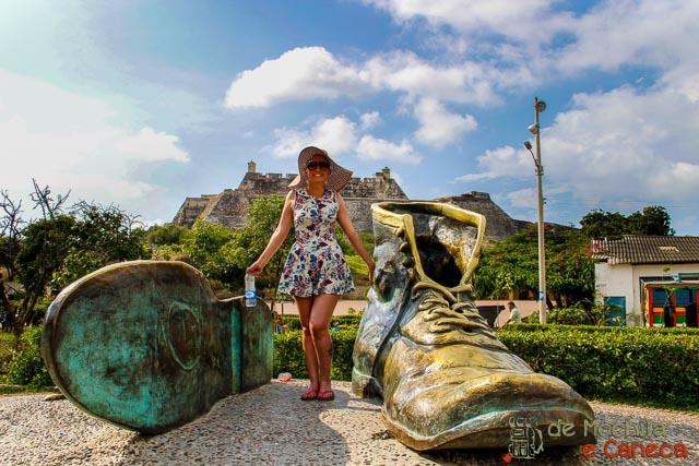 O que fazer fora da cidade murada de Cartagena - Botas Viejas
