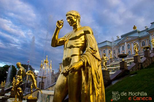 Grande Cascata de Peterhof