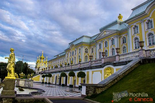 Grande Palácio de Peterhof