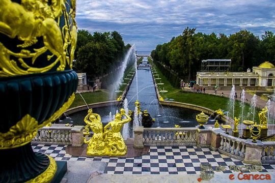 Canal do Mar Peterhof