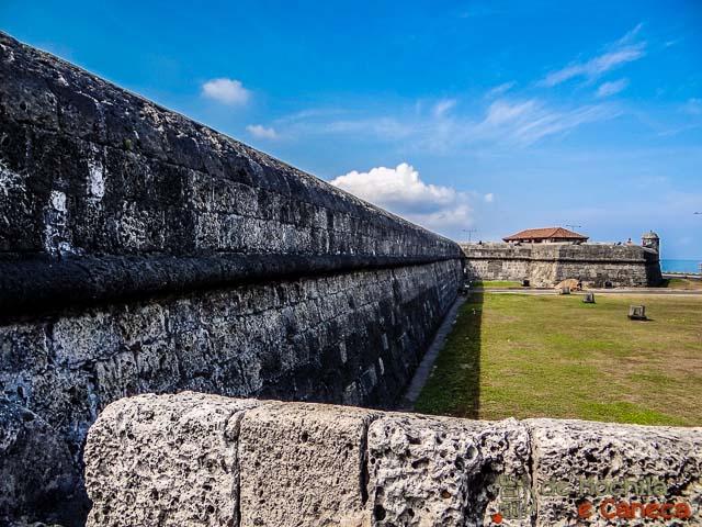 Muralhas de Cartagena de Indias