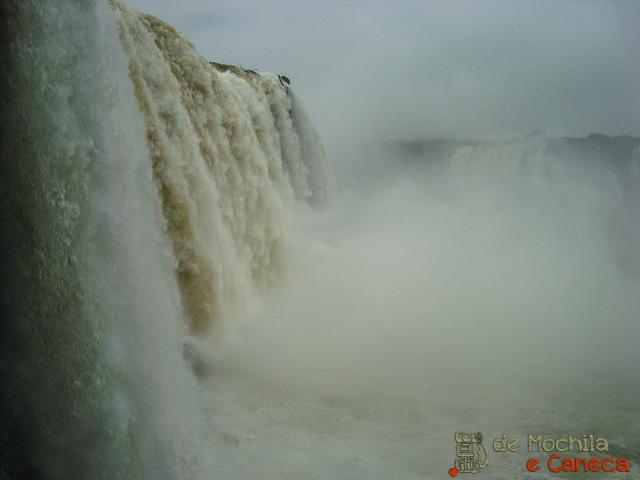 Salto Floriano Cataratas do Iguaçu