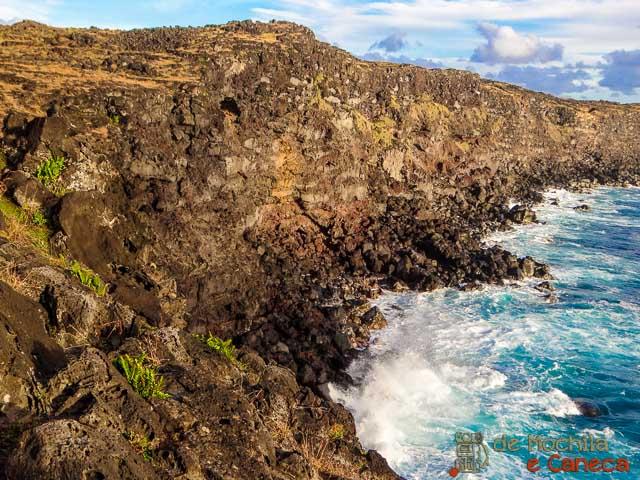 Cavernas da Ilha de Pascoa - Rapa Nui (26)