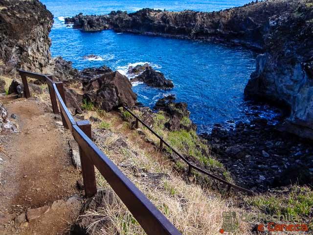Cavernas da Ilha de Pascoa - Rapa Nui (3)