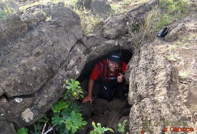Cavernas da Ilha do Páscoa-4