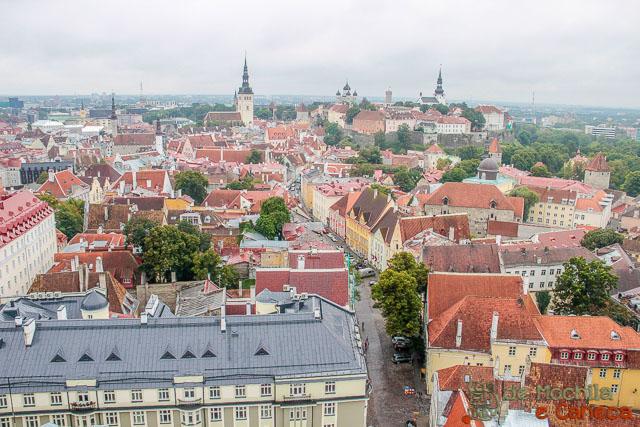 Centro Histórico de Tallinn-Tallinn.