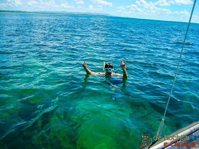 Playa Ancón- Snorkel