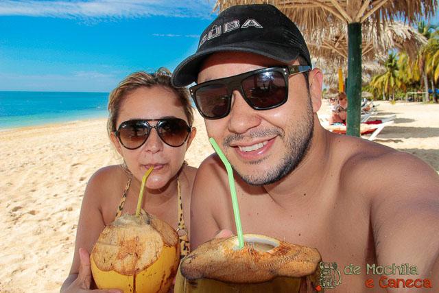 Playa Ancón-Cuba
