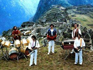 Los Jaivas Machu Picchu