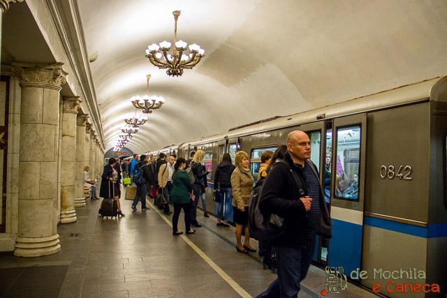 Metrô de Moscou-15