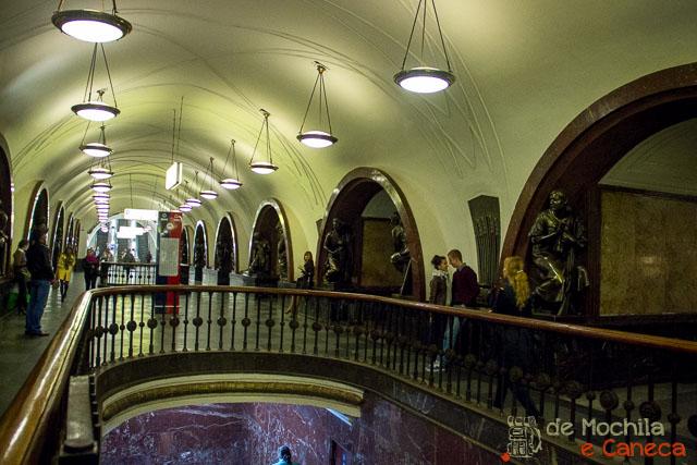 Metrô de Moscou-3