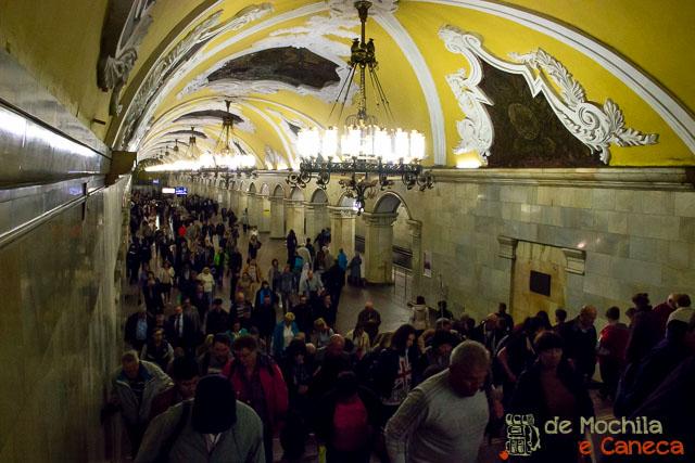 Metrô de Moscou-34
