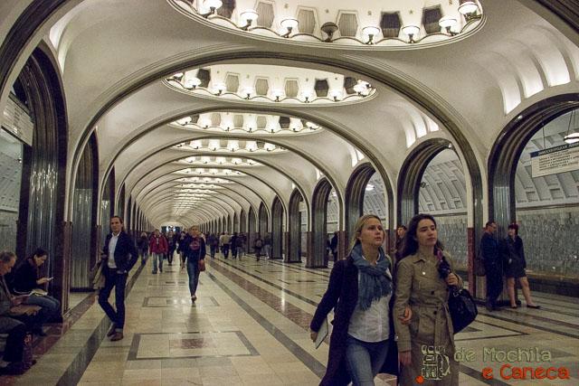 Metrô de Moscou-43