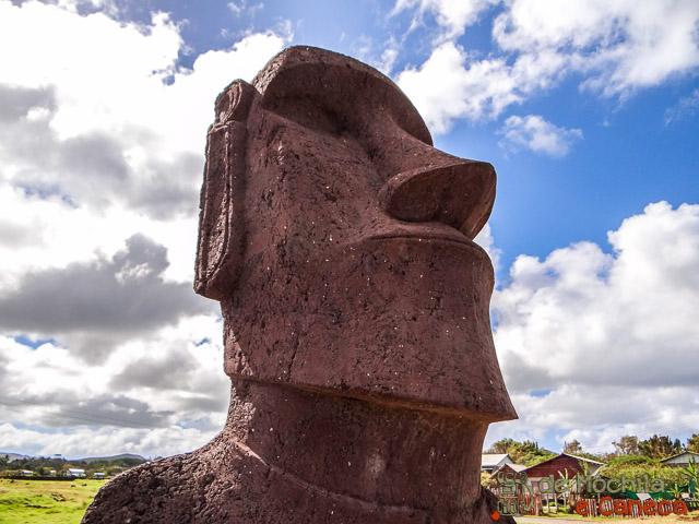 O que fazer na Ilha de Páscoa-Moai