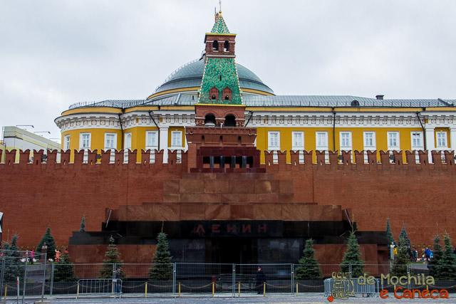Mausoleu de Lenin_- Mausoléu de Lenin