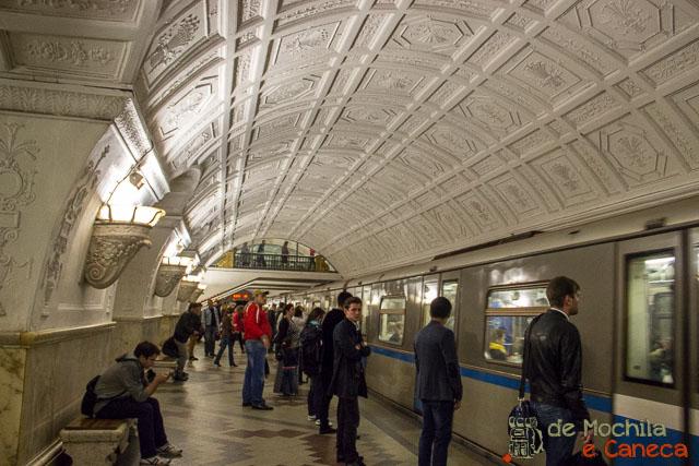 Metrô de Moscou-48