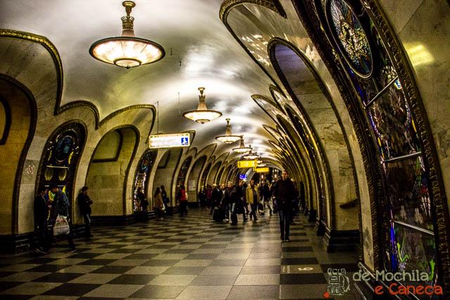 Metrô de Moscou-57