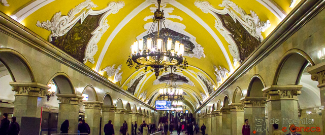 Metrô de Moscou-59