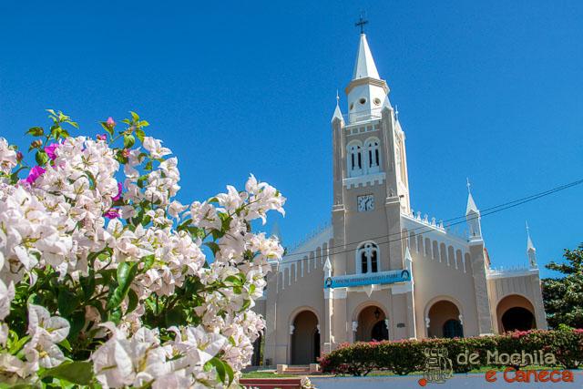 aregua-paraguai-Igreja da Candelária