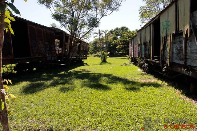 aregua-paraguai-estação de trem