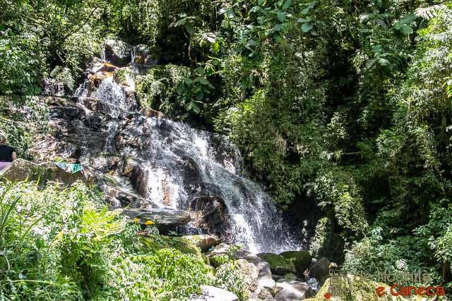Estrada da Graciosa - Rio Cascata