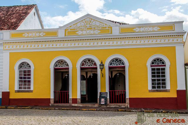 Teatro São João Lapa