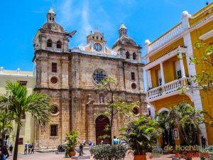 o-que-fazer-em-cartagena-Iglesia y Monasterio San Pedro Claver