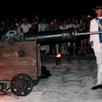 Cañonazo de las nueve – Tradição secular da cidade de Havana.