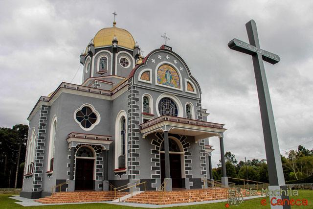 Igreja Ucraniana.