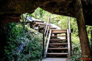 Rota das Cachoeiras-trilha