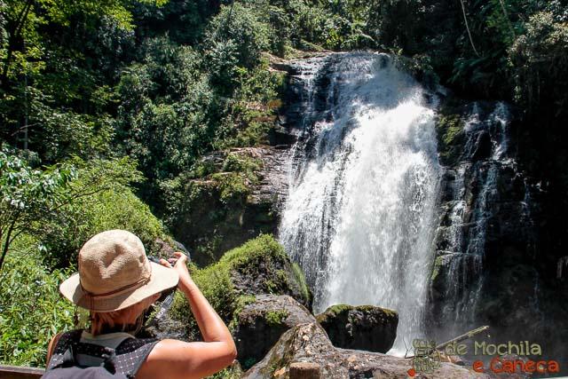 Rota das Cachoeiras-Saltos