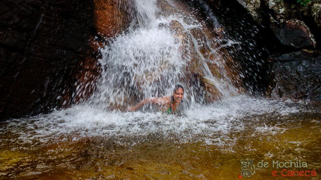 Chapada dos Veadeiros-Cachoeira do Abismo