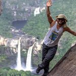Trilha da Cachoeira do Abismo e Mirante da Janela, a bela da Chapada dos Veadeiros