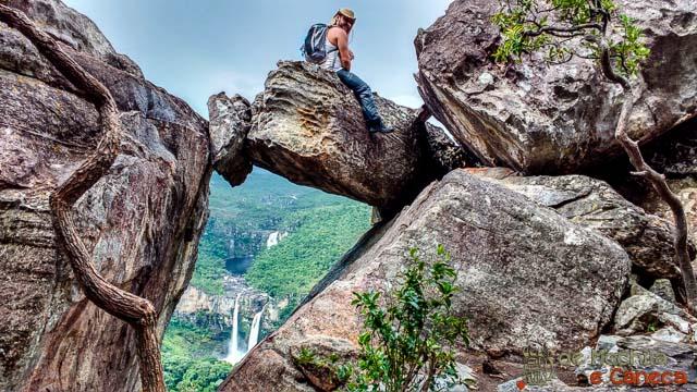 Trilha da Cachoeira do Abismo e Mirante da Janela-21