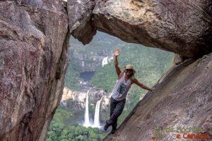 Trilha da Cachoeira do Abismo e Mirante da Janela-38