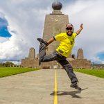 Como é visitar a Metade do mundo em Quito, no Equador.