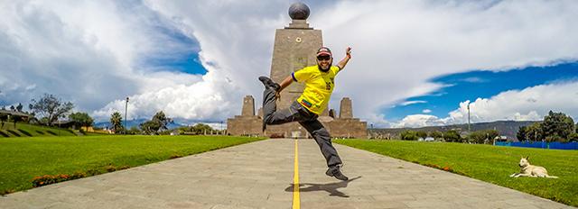 Equador---Roteiro