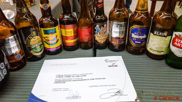 Harmonização Gastronômica com cervejas