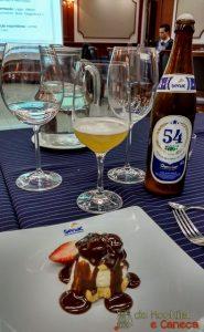 Harmonização com cervejas especiais - sobremesa