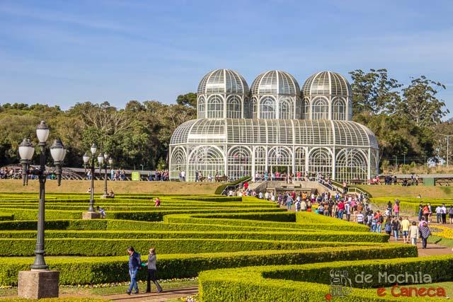 Jardim Botânico de Curitiba-26
